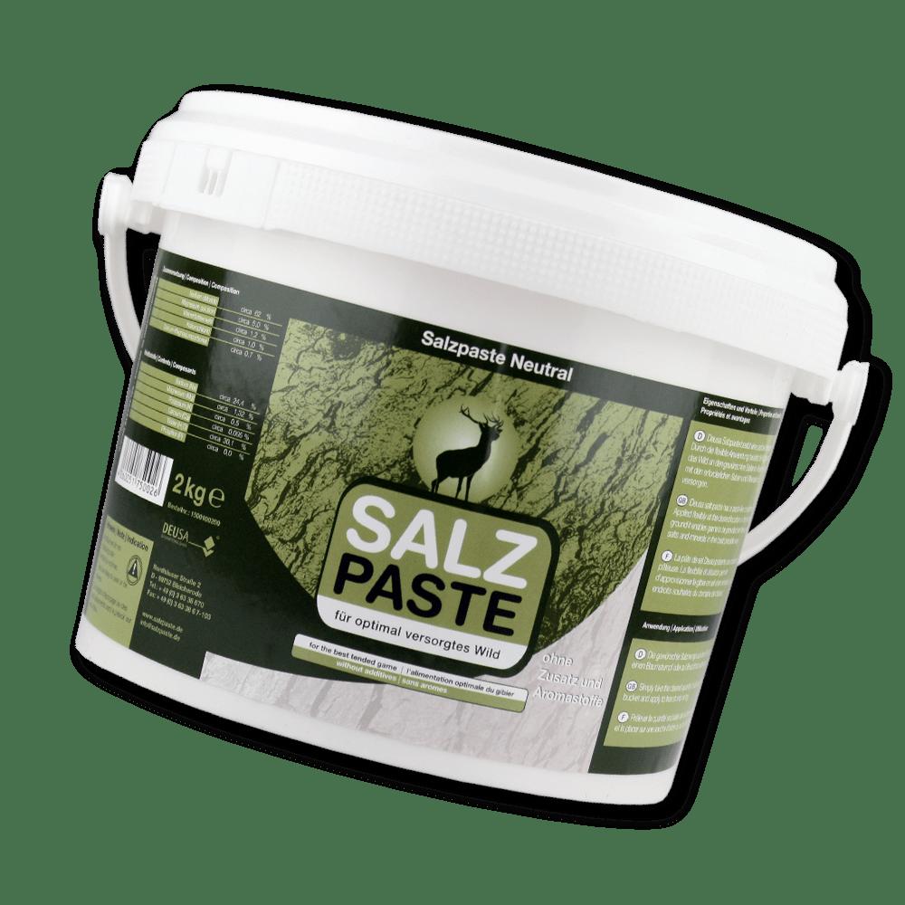 Image of a tub of Salt Paste