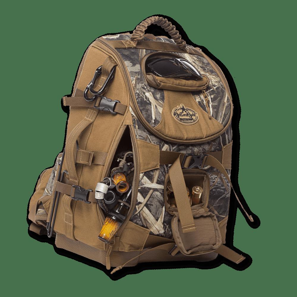 Image of the Rig'Em Right Mudslinger Floating Backpack