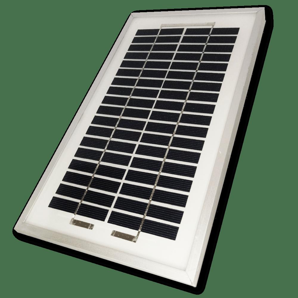 Image of the 5 watt Solar Panel