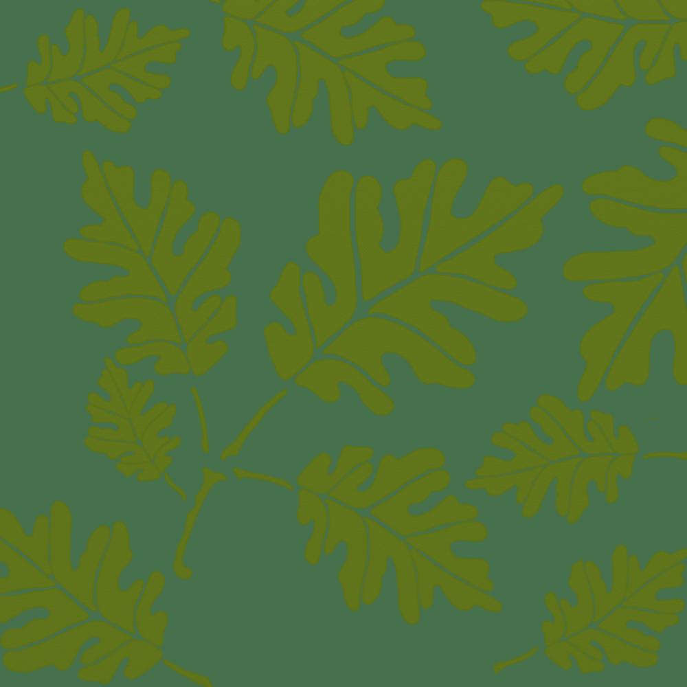 Image of Oak Leaves Camo Stencil