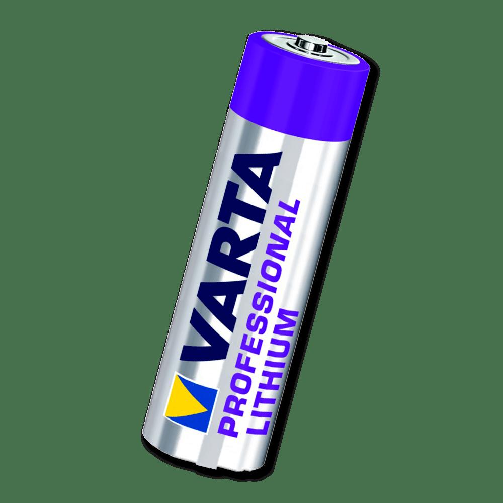 Image of Varta Lithium Professional battery
