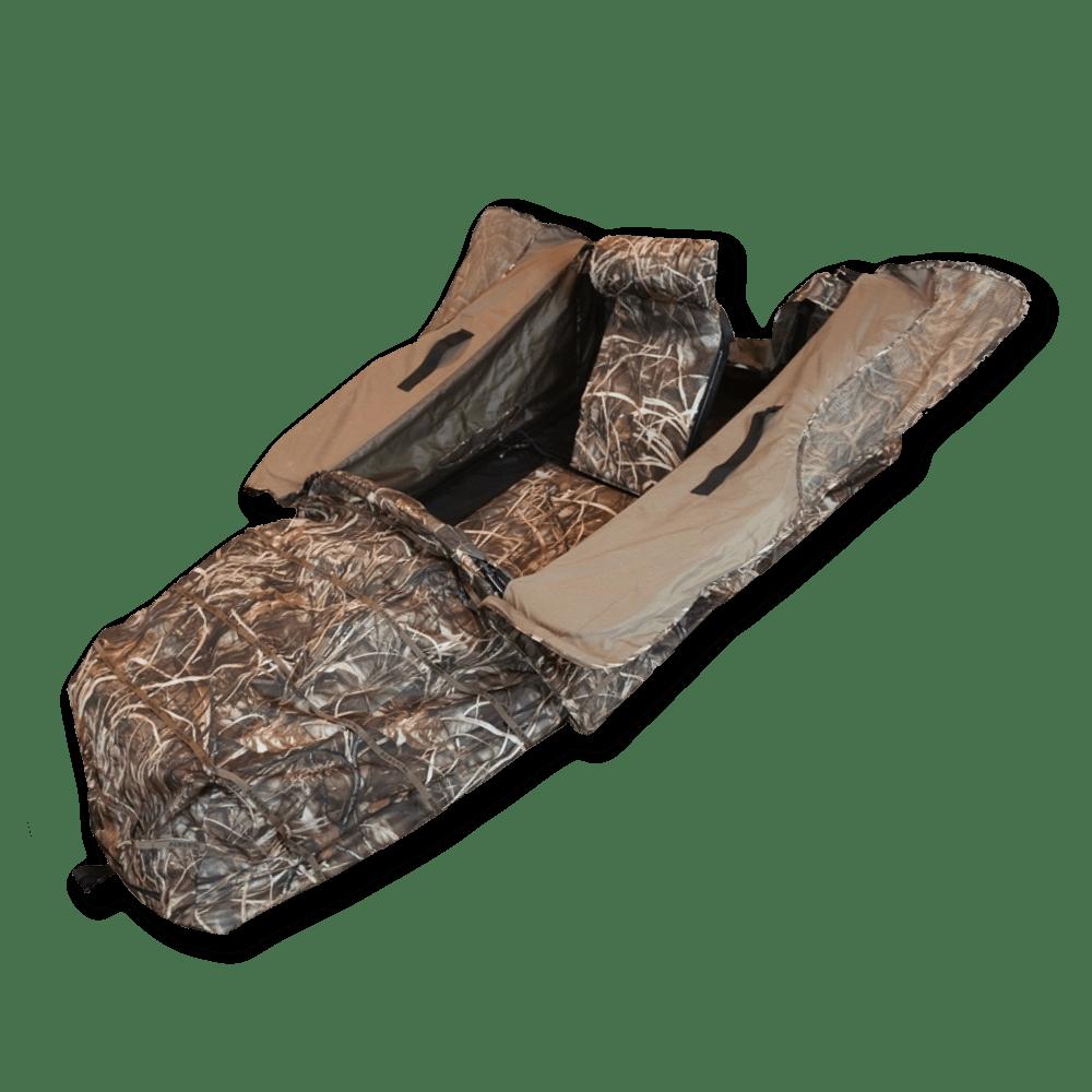 Image of the Beavertail Big Gunner Layout Blind