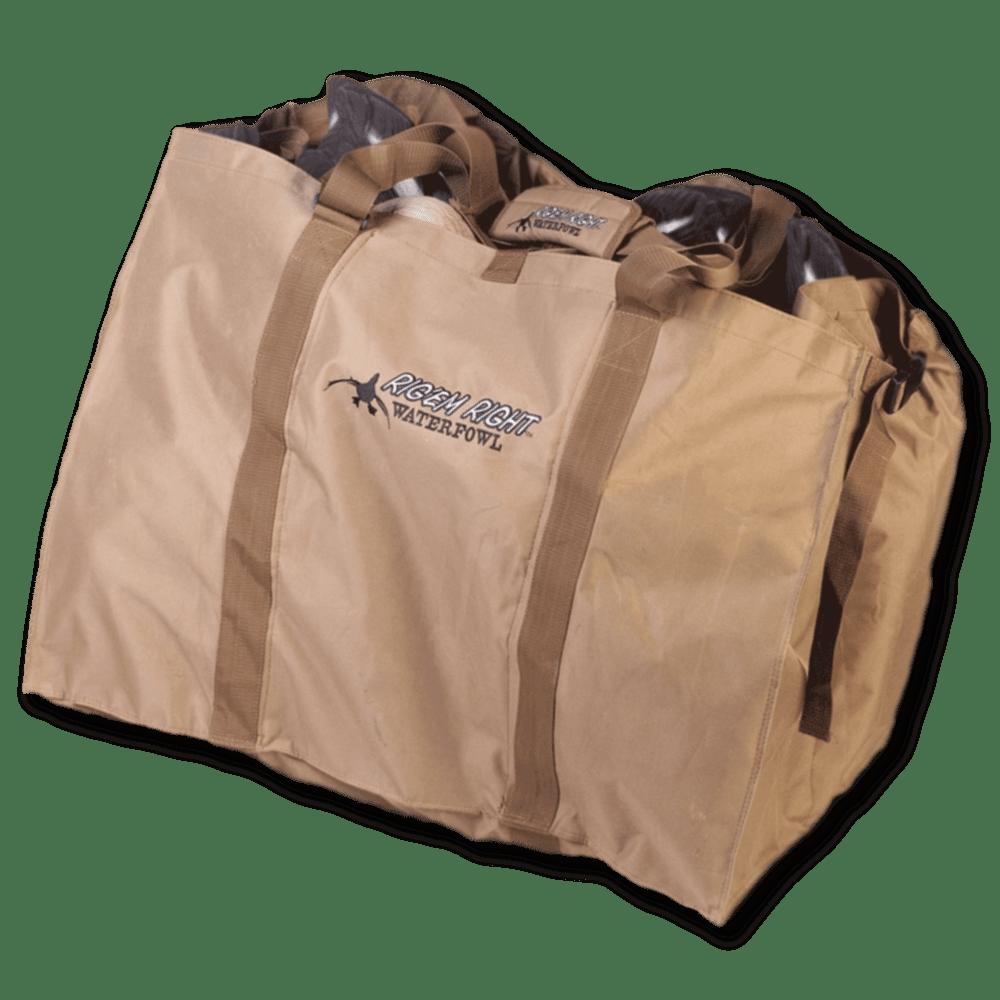 Image of Rig'Em Right XL Floater Goose Decoy Bag
