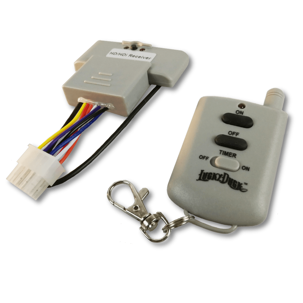 Image of the Lucky Duck HD Remote Kit