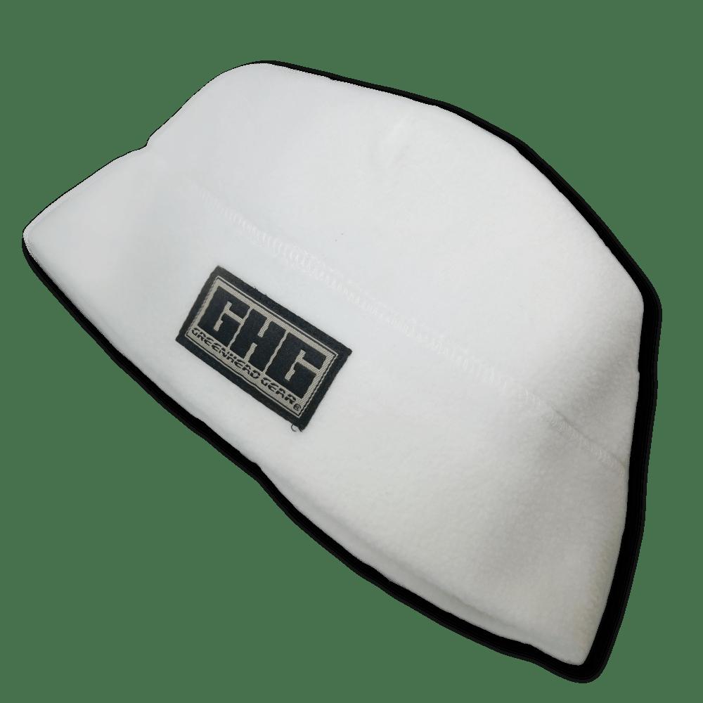 Image of the GHG Fleece Cap in white