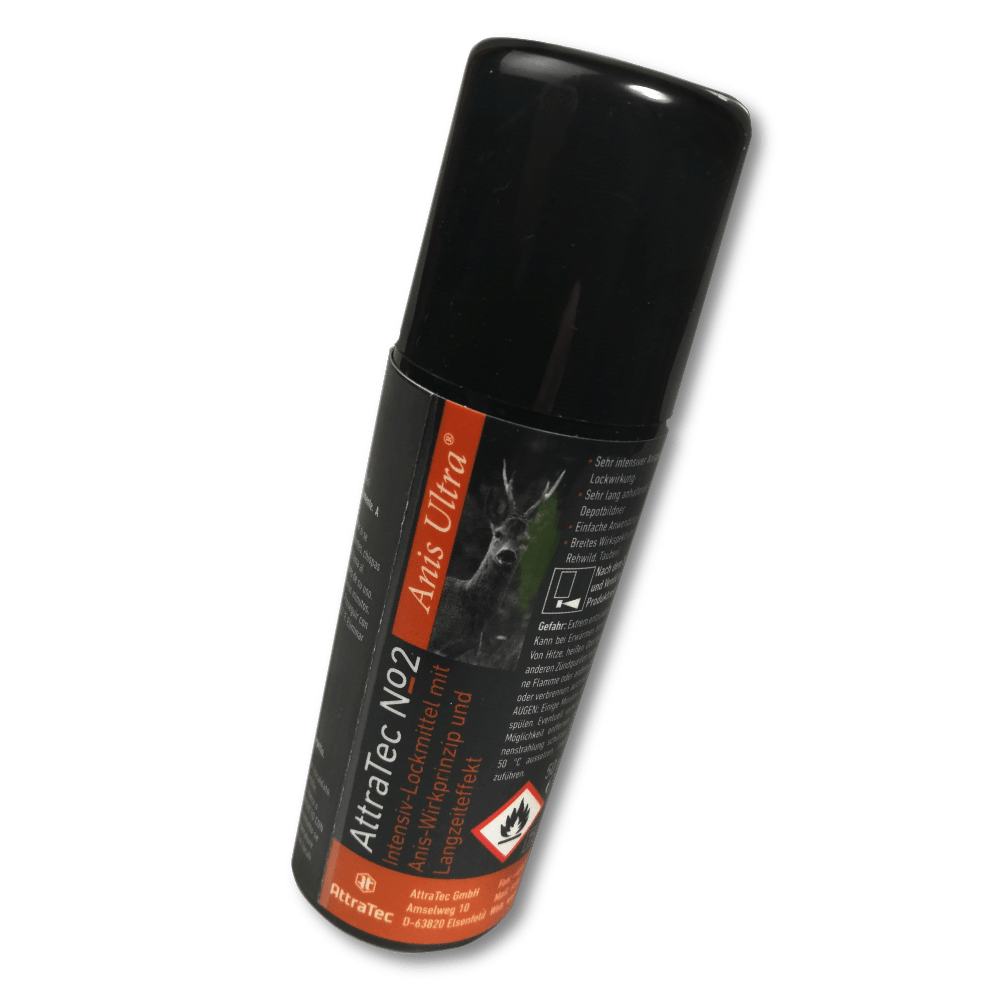 Image of the AttraTec No2 Anis Ultra canister